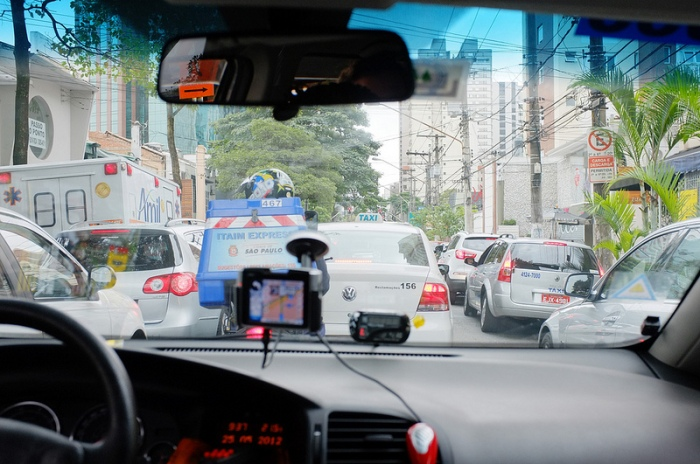 sao paulo traffic medium