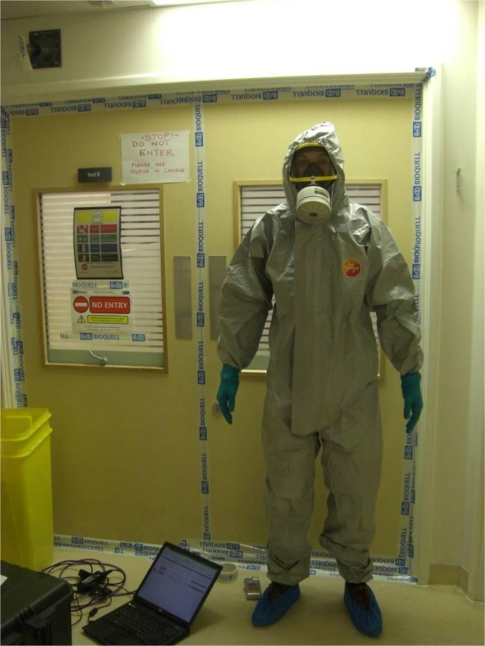 Lassa PPE me